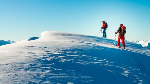 Parking reservation for SKIMO (Ski mountaineering)